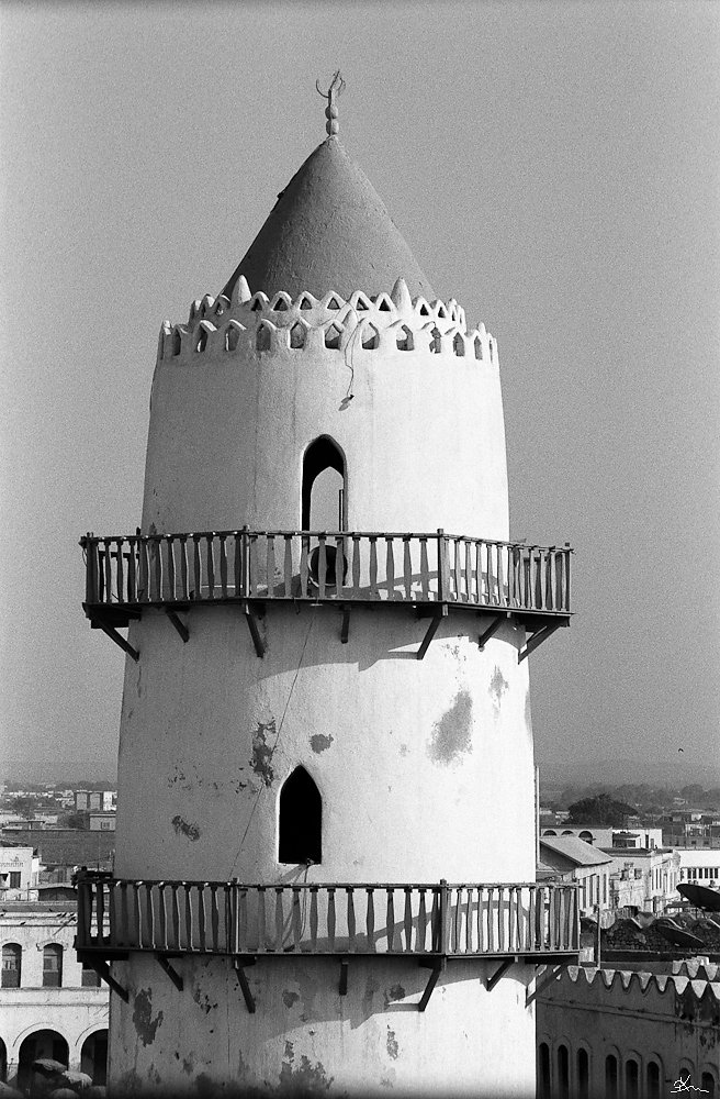 Minaret de Djibouti - Djibouti 1998